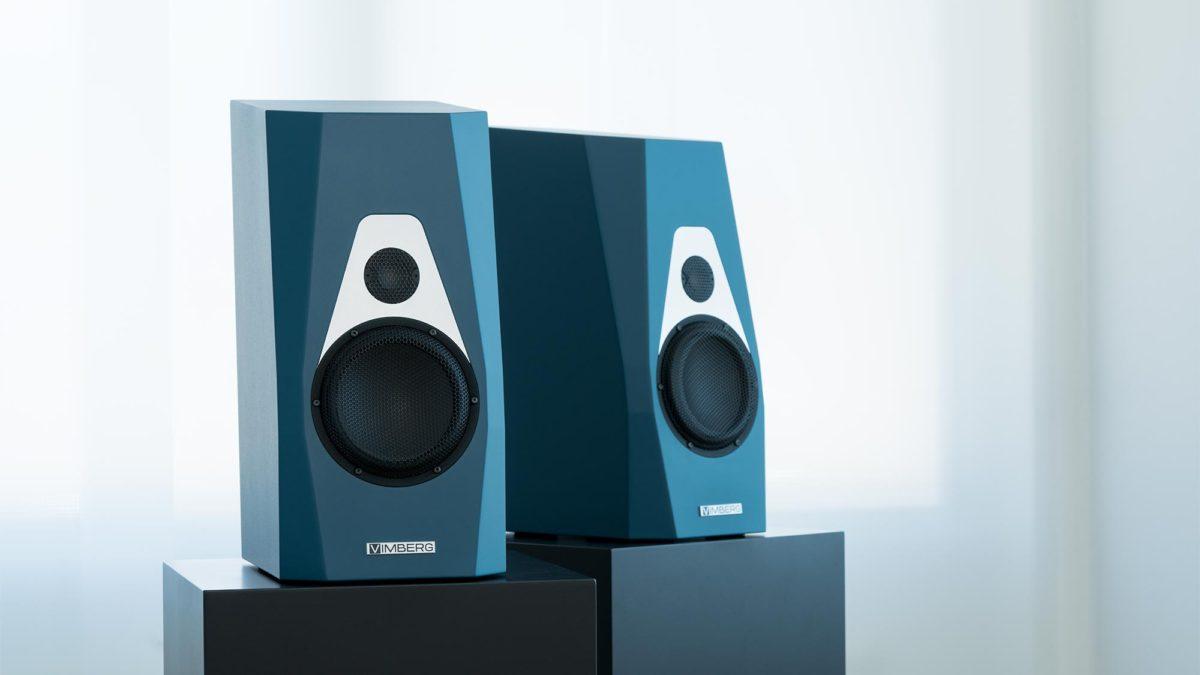 Vimberg Amea Velvetec Blue @ Audio Therapy