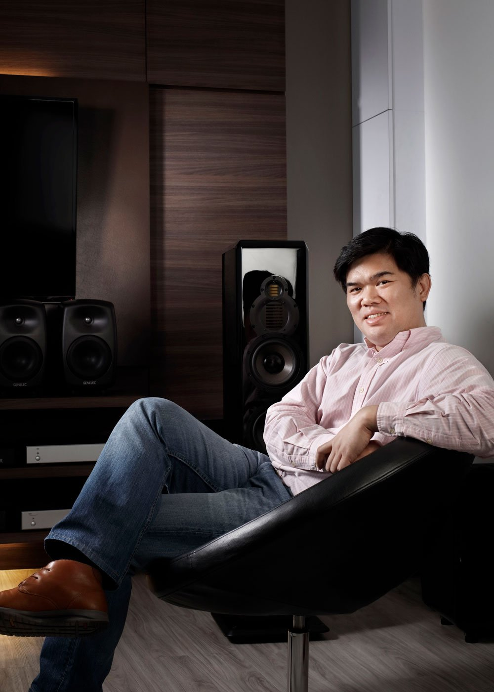 James Soh @ Audio Therapy
