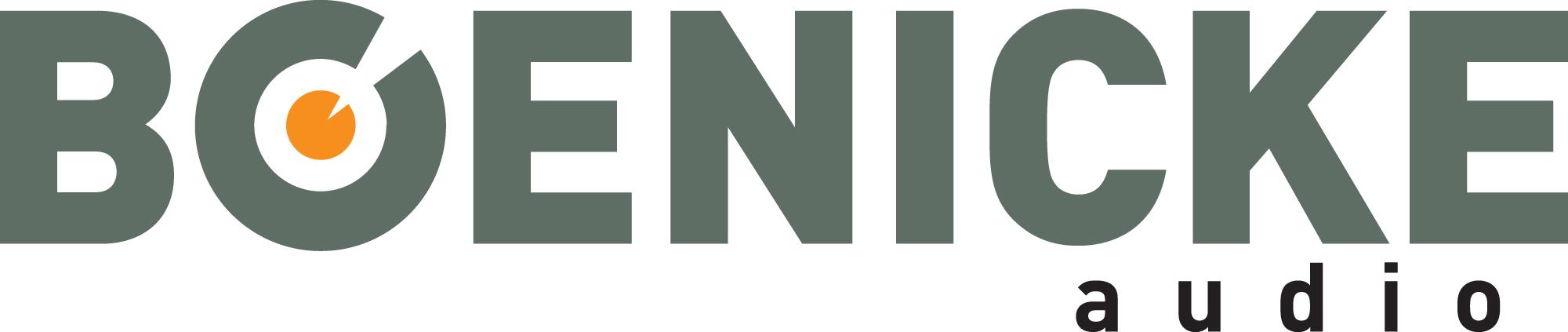 Boenicke Audio Logo @ Audio Therapy