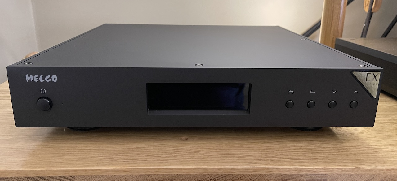 Melco N1ZS EX @ Audio Therapy