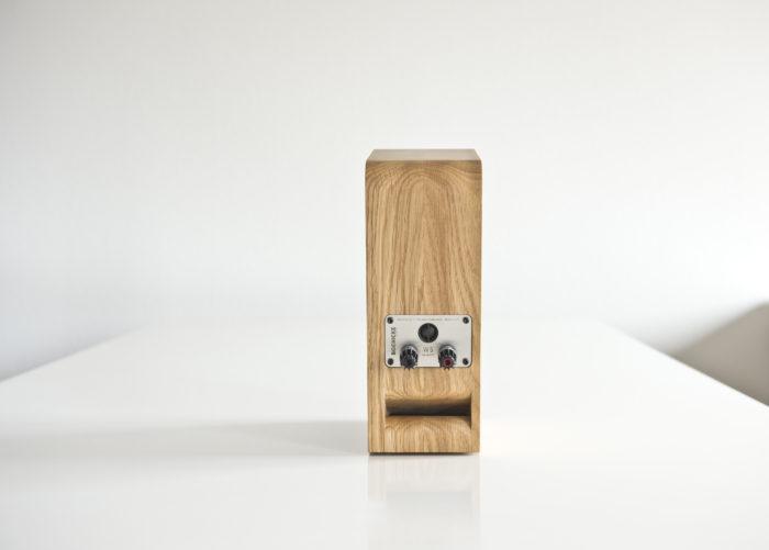 Boenicke Audio W5 Rear @ Audio Therapy