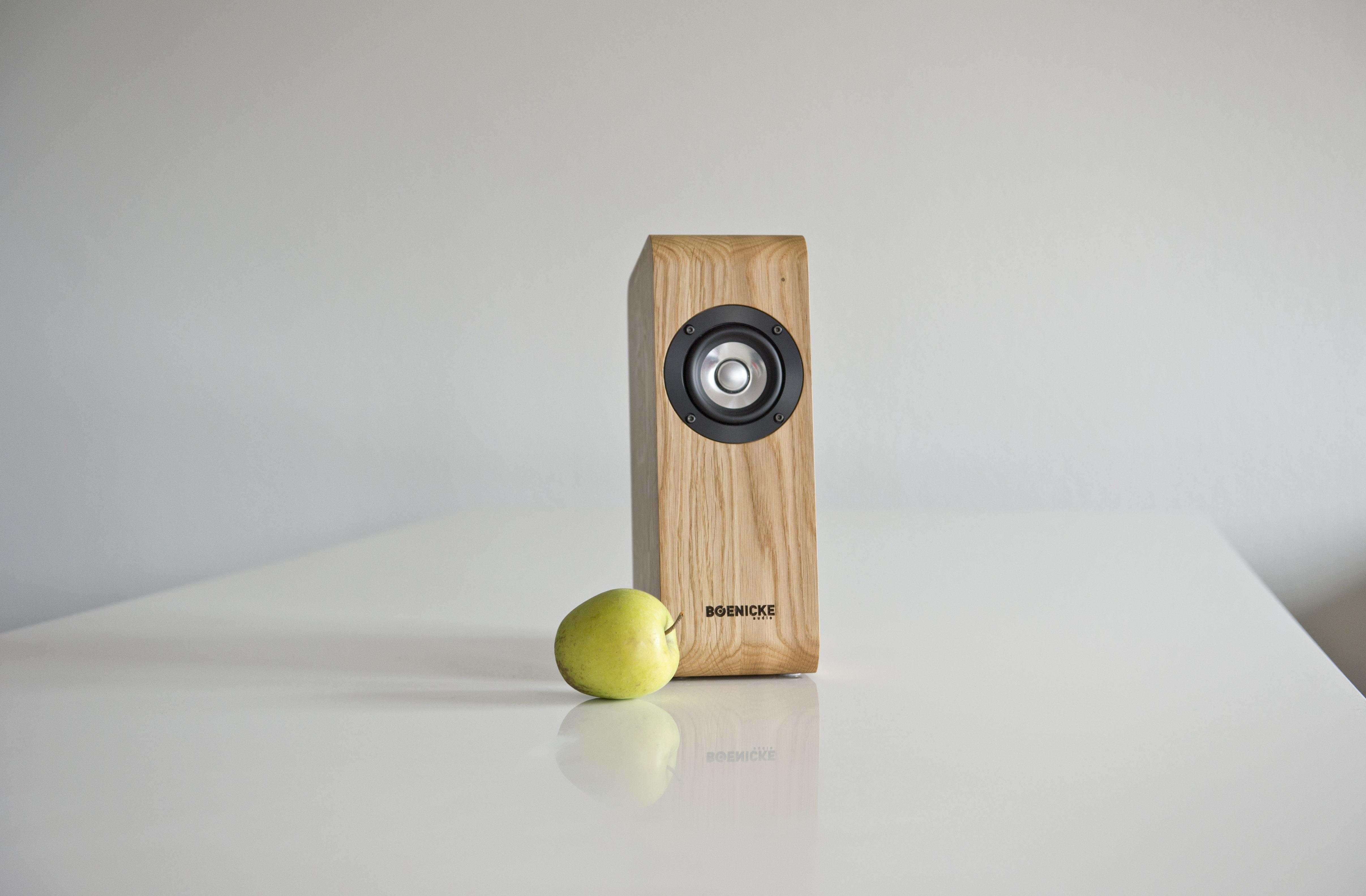 Boenicke Audio W5 Front @ Audio Therapy