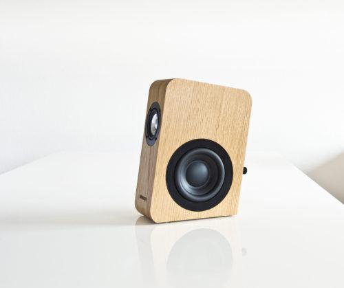 Boenicke Audio W5 Side @ Audio Therapy