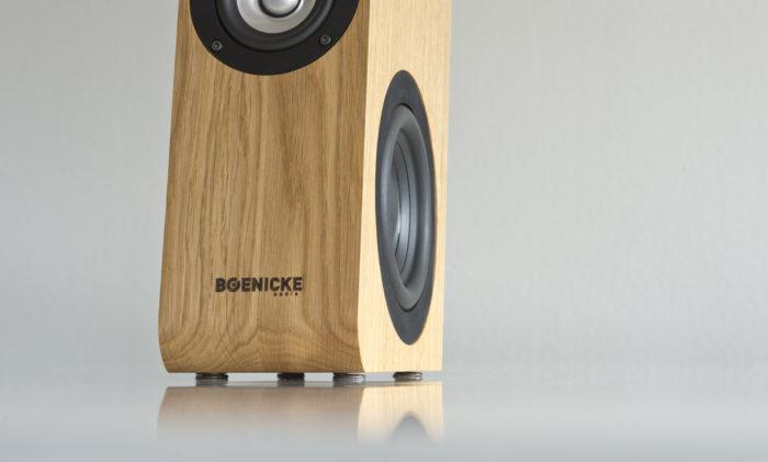 Boenicke Audio W5 Springs @ Audio Therapy