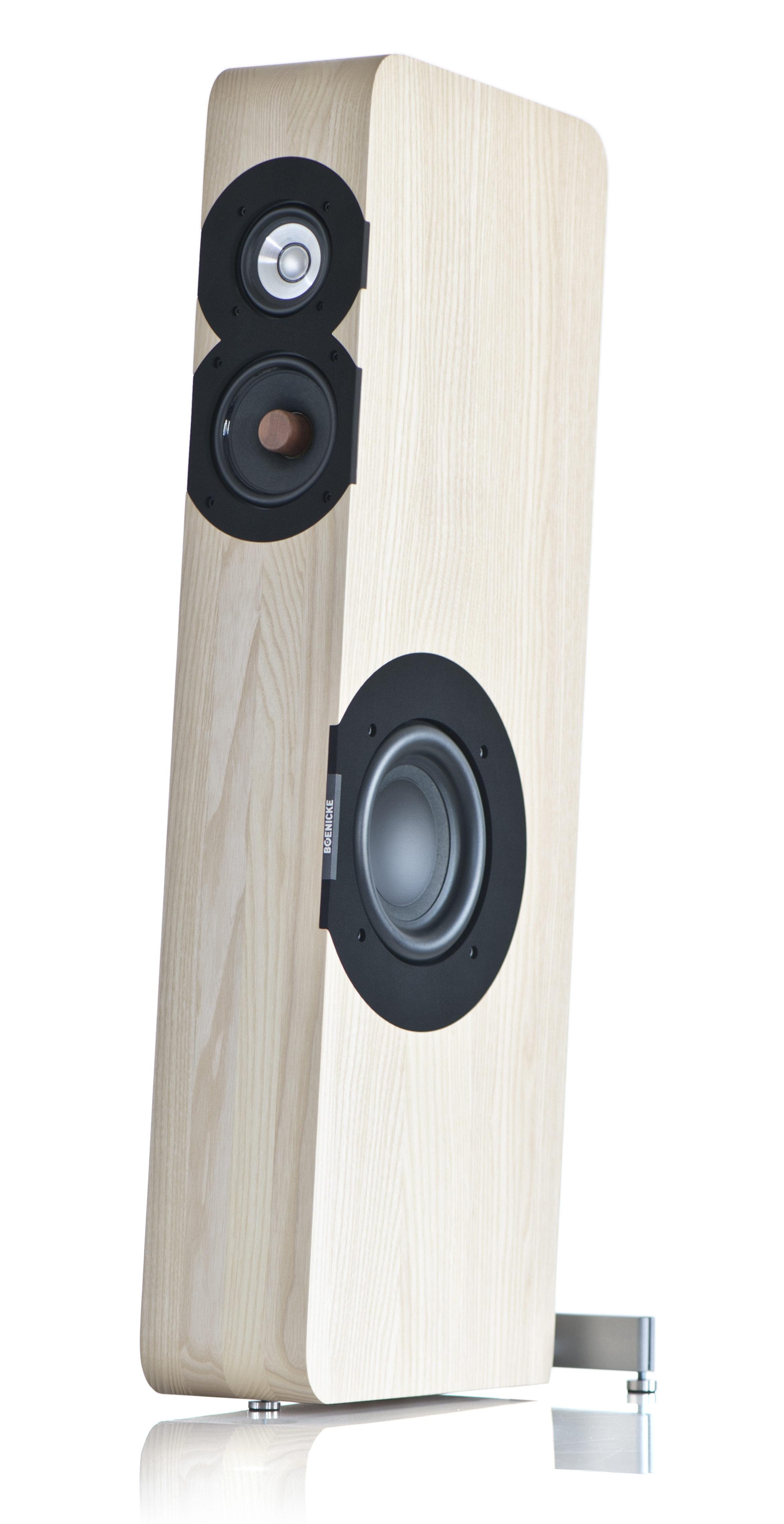 Boenicke Audio W8 @ Audio Therapy