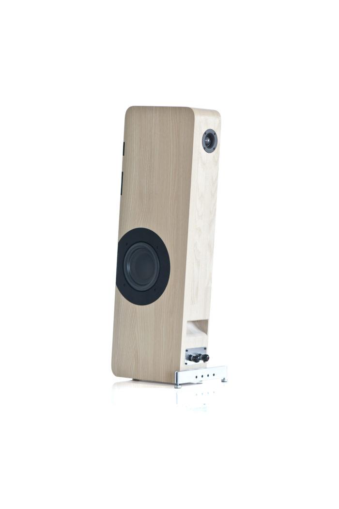 Boenicke Audio W8 Rear @ Audio Therapy