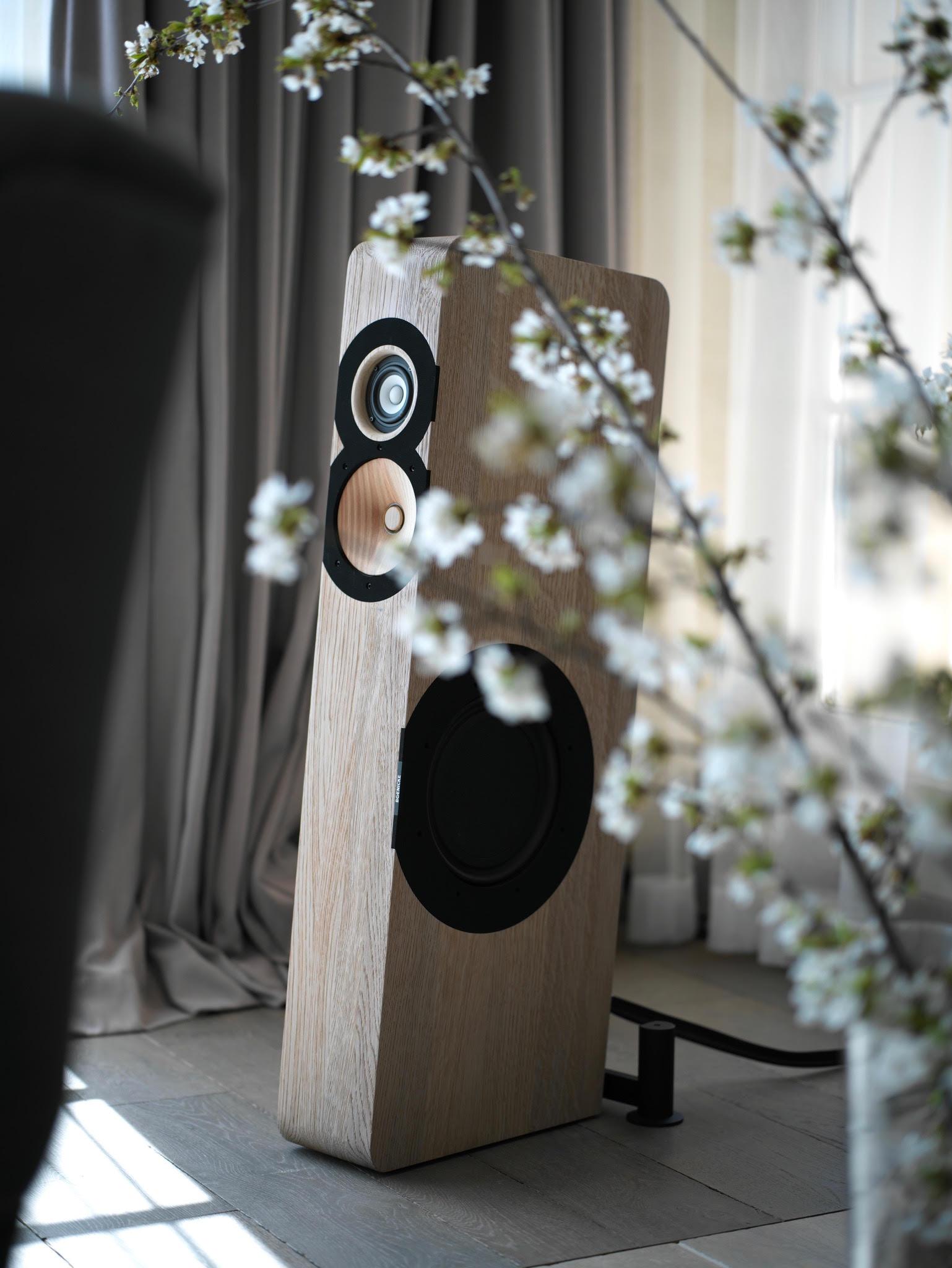 Boenicke Audio W11 @ Audio Therapy