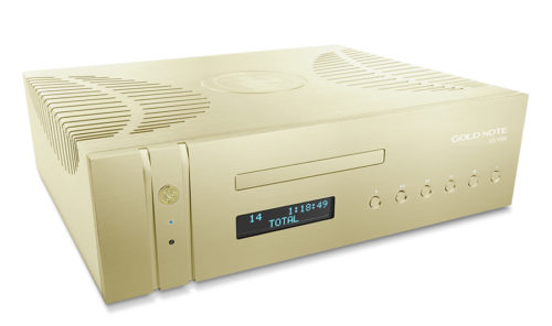 Gold Note CD-1000 MkII Gold @ Audio Therapy
