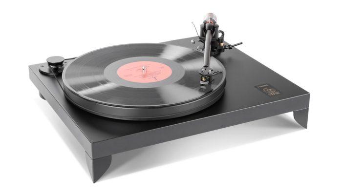 Gold Note Valore 425 Plus Black @ Audio Therapy