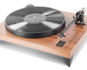 Gold Note Valore 425 Plus Walnut @ Audio Therapy