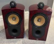 B&W 805 Signature Loudspeakers @ Audio Therapy