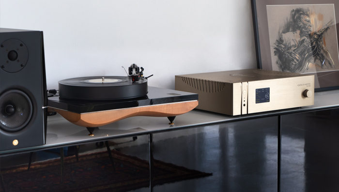 Gold Note PH-1000 Phono Stage Gold@ Audio Therapy