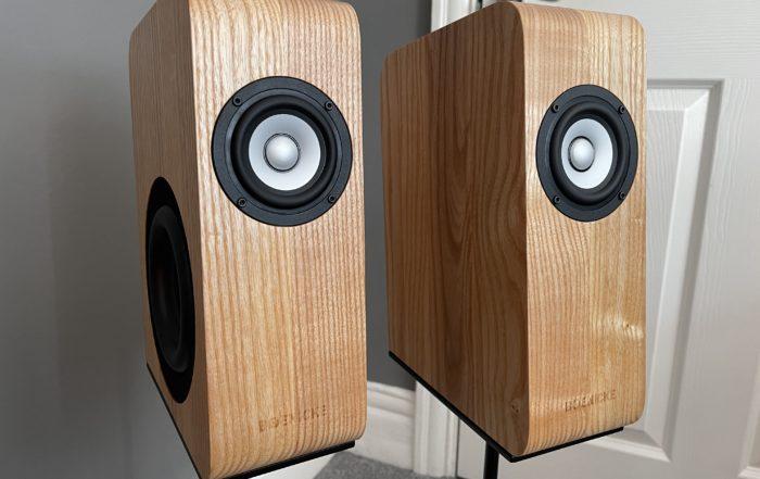 Boencke Audio W5 SE @ Audio Therapy