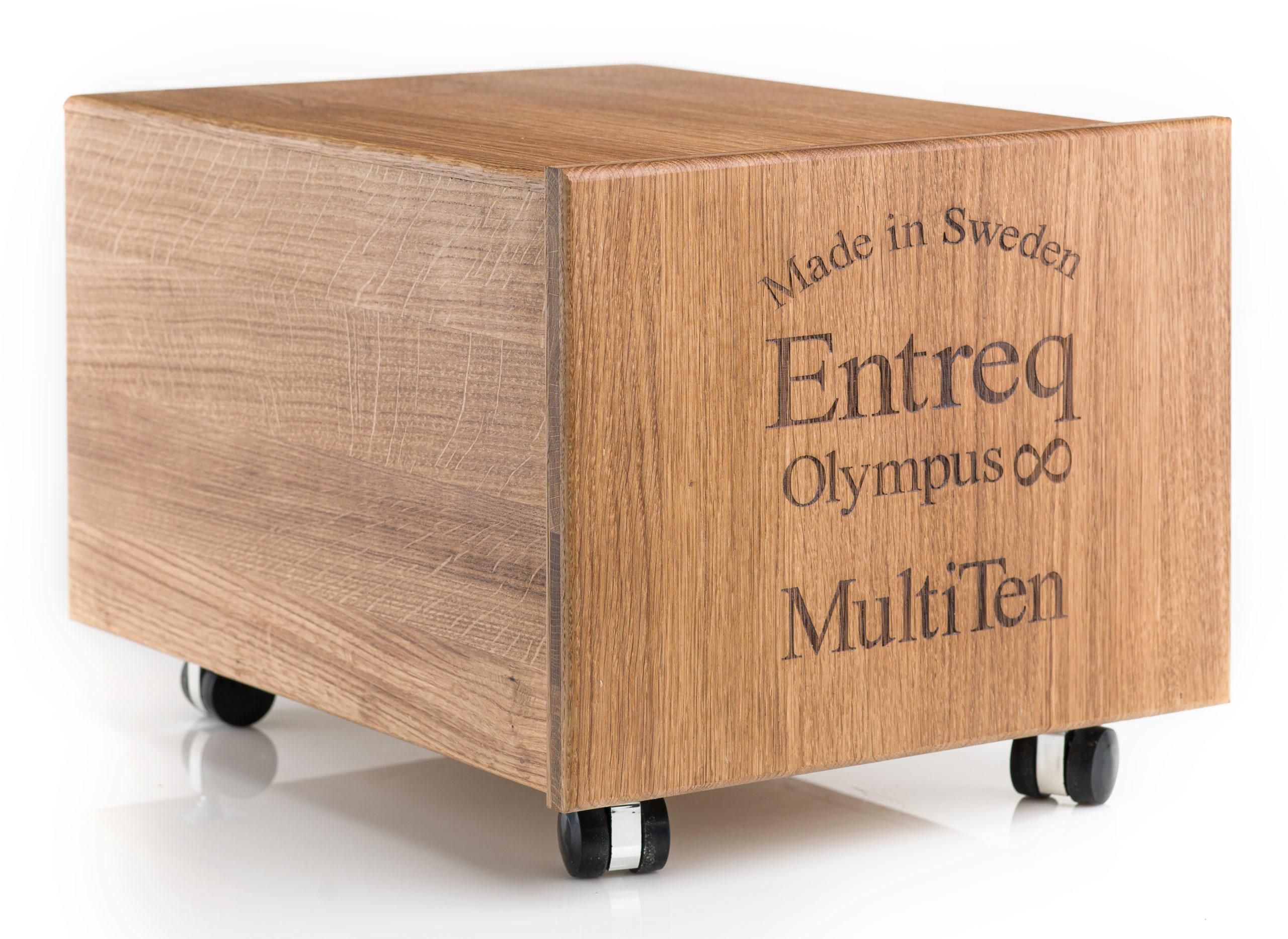 Entreq Olympus TenTen @ Audio Therapy