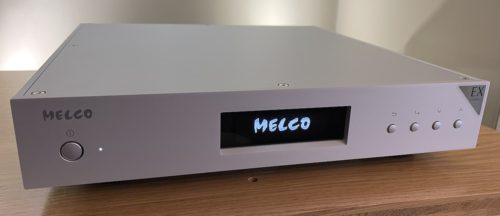 Melco N1ZH EX @ Audio Therapy